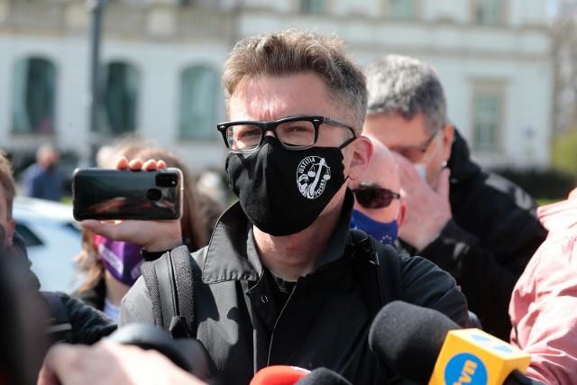 Sędzia Igor Tuleya składa wniosek do prezesa Sądu Okręgowego w Warszawie. Chce wrócić do orzekania