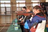 Wojewódzka Licealiada Strzelecka z broni pneumatycznej w V LO - wyniki (zdjęcia)