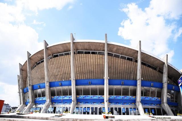 Pałac Kultury i Sportu został oddany do użytku w 1968 r.