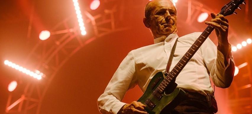 Założyciel Status Quo Francis Rossi zagra w Rock Meets Classic