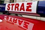 Pożar samochodu na A4 w Stanisławcach. Są utrudnienia