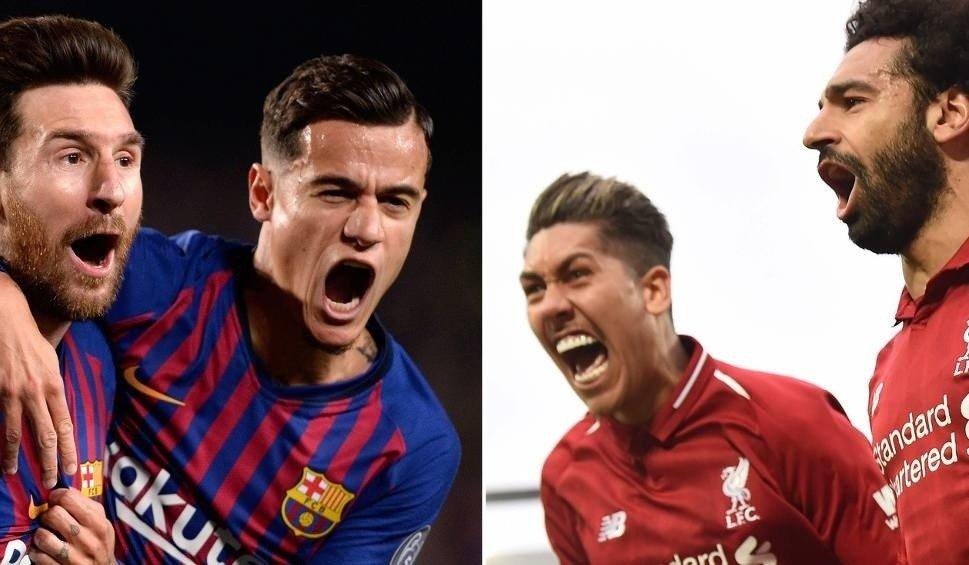 15380720c FC Barcelona - Liverpool FC, Liga Mistrzów. Transmisja. Gdzie oglądać.  Stream.
