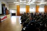 W 2 Pułku Inżynieryjnym w Inowrocławiu odbyła się konferencja na temat 100-lecia Wojsk Kolejowych