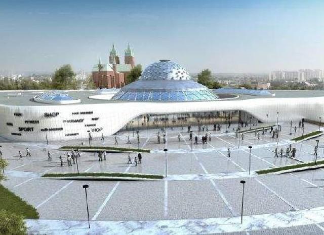 PKS 2 ma taką wizję przebudowy dworca PKS w Kielcach.