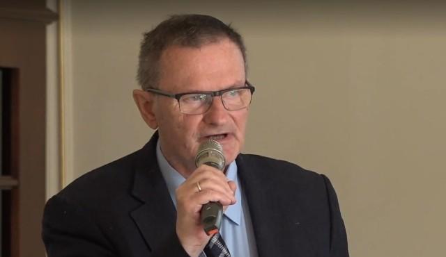 Grzegorz Grzelak, wiceprzewodniczący sejmiku województwa pomorskiego