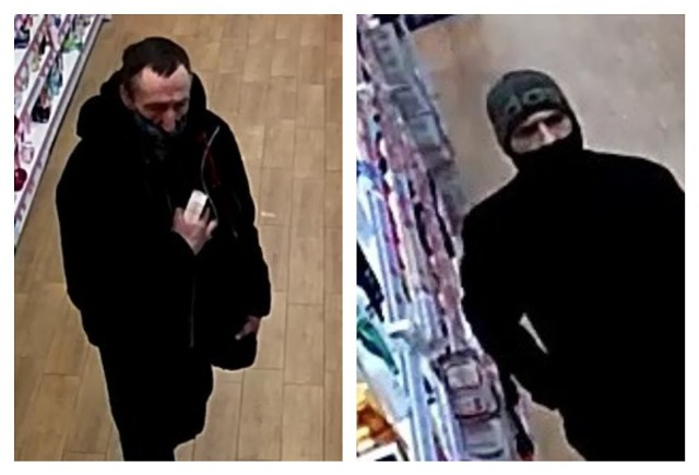 Pruszcz Gdański. Policja szuka złodziei perfum z drogerii. To kolejne kradzieże! Rozpoznajecie osoby ze zdjęć?