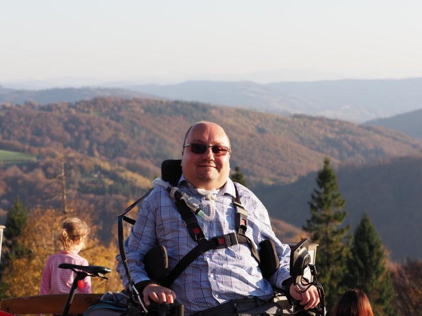 Janusz Świtaj. W 2007 chciał poddać się eutanazji, a od...