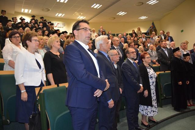 Inauguracja roku akademickiego 2019/2020 WSAP, 27.09.2019