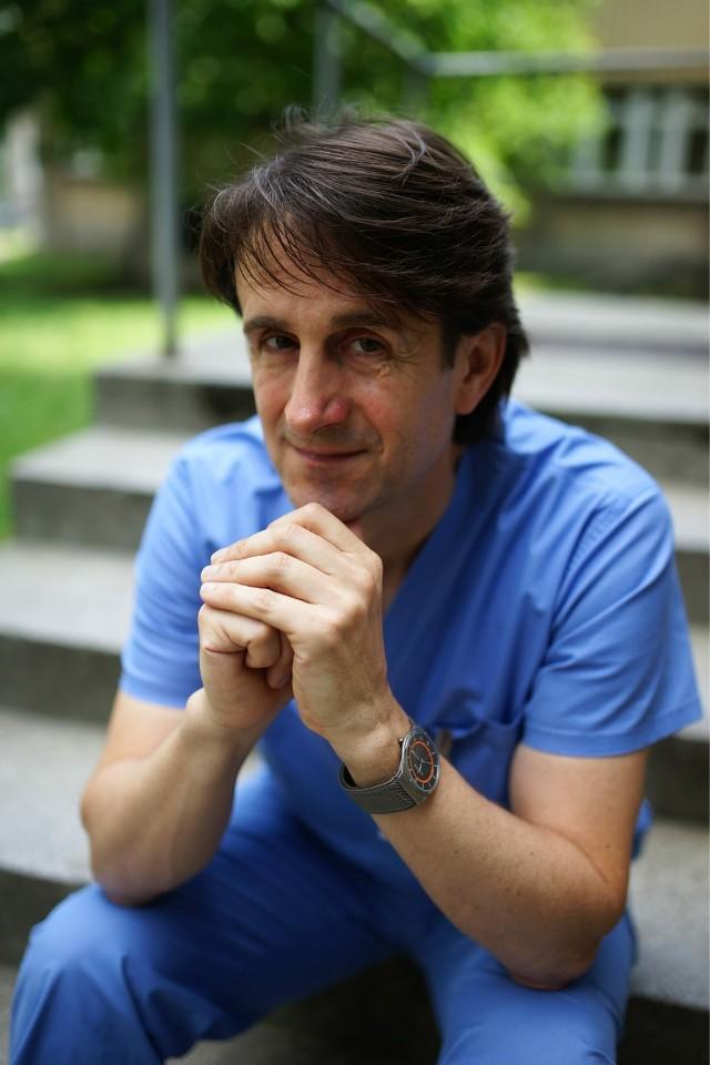 Dr Piotr Orłowski