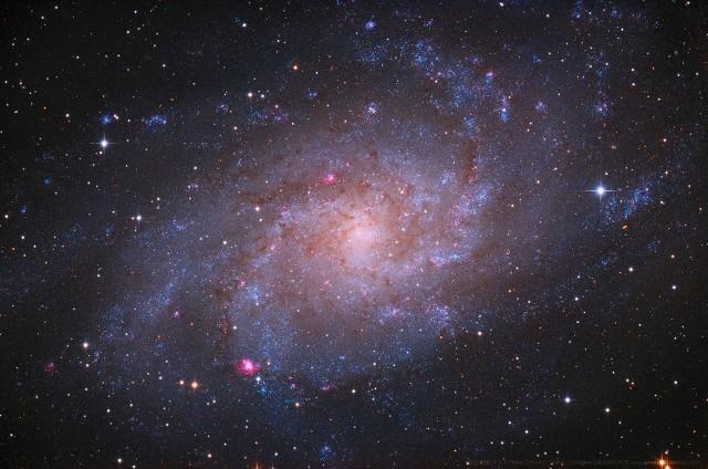 Teleskop Hubblea Zrobił Najdokładniejsze Zdjęcie Galaktyki