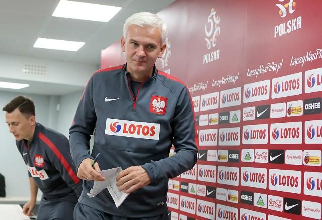 Jacek Magiera przestał pełnić funkcję trenera reprezentacji U-19