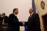 Stanisław Gmitruk nowym przewodniczącym sejmiku