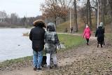Jedyne takie miejsce w Kielcach! Tłumy ludzi nad zalewem. Co tam robili? [ZDJĘCIA]