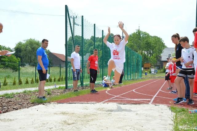 Dziecięce i młodzieżowe igrzyska w gminie Wielka Wieś