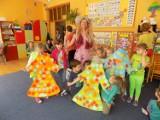 Dzieci z przedszkola w Lubsku przywitały wiosnę