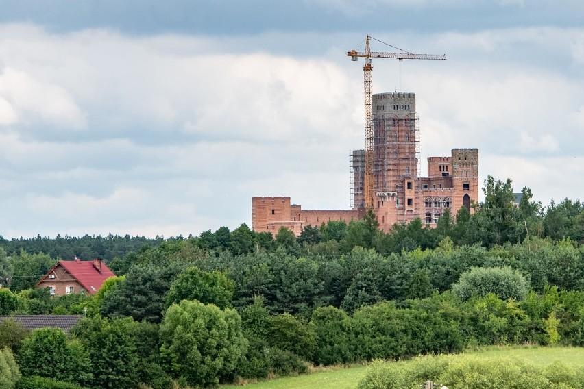 Kontrowersyjna inwestycja powstaje we wsi Stobnica pod...