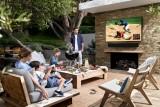 Miejsce współczesnego telewizora jest nie tylko w salonie, również na tarasie i podczas grillowania
