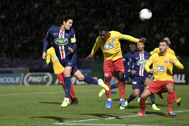 PSG pewnie wygrało w Pucharze Francji