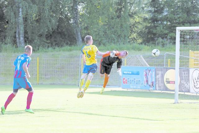 Łukasz Szuciło na kolejny sezon związał się z Gryfem.