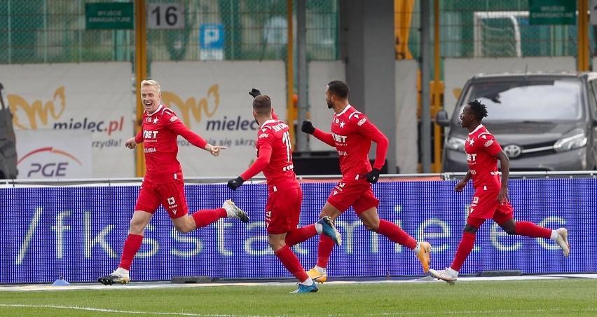 Stal Mielec - Wisła Kraków 0:6