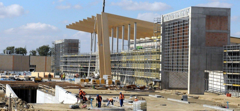68d6e5711a2b6 Budowa Felicity Lublin. Centrum handlowe ma być otwarte wiosną przyszłego  roku.