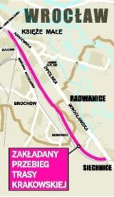 Mój Reporter: Kiedy powstanie Trasa Krakowska?