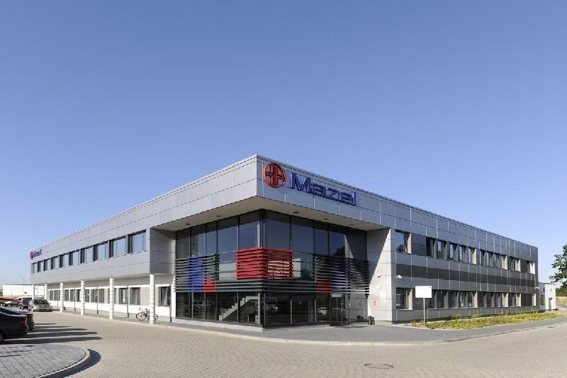 Budynek firmy Mazel okazał się najlepszy w kategorii budownictwo przemysłowe (fot. LIB)