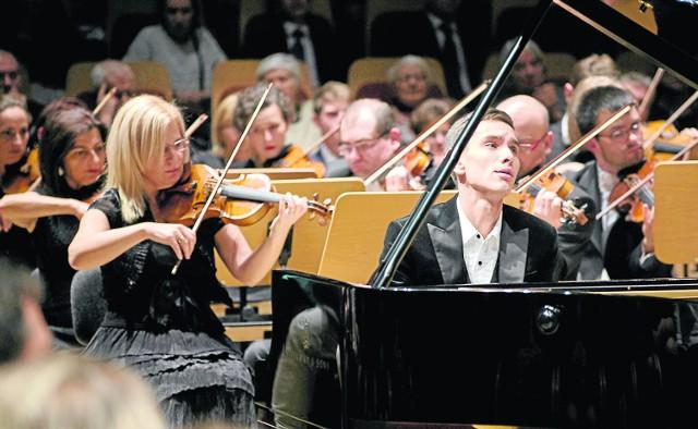 Po wspólnym występie na Ołowiance Dmitrij Szyszkin z orkiestrą Polskiej Filharmonii Bałtyckiej wystąpi jeszcze w Kaliningradzie i Moskwie
