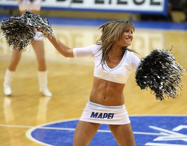 Slupscy koszykarze przegrali w Liege z miejscowym Belgacom Basket 64:89.
