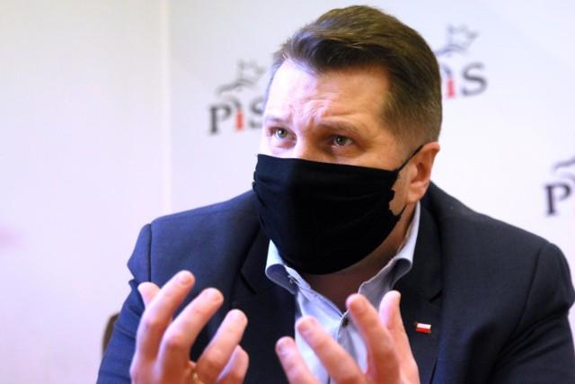 """Przemysław Czarnek o zwolennikach """"ideologii gender"""": marksizm w czystej postaci, ale tutaj walka klas została zastąpiona walką płci"""