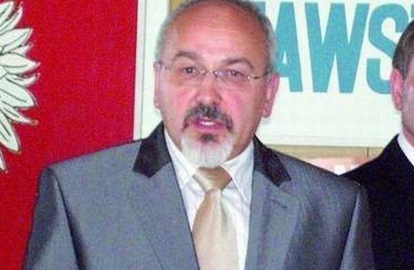 Kazimierz Kożuchowski, burmistrz Augustowa.