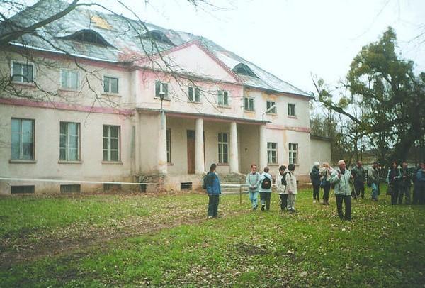 Pałac w Sartowicach nazywany był perłą Wisły. Po  remoncie odzyska - miejmy nadzieję - dawny blask.