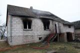Dubno: Pożar domu. Mężczyzna nie żyje