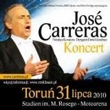 Jose Carreras w Toruniu. Już 8,5 tys. sprzedanych biletów!