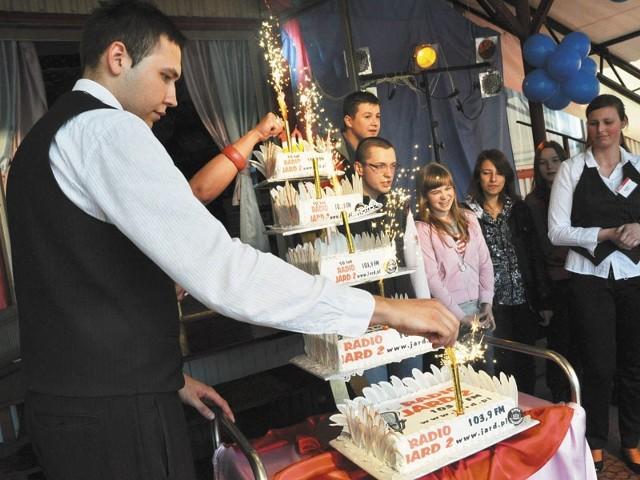 Impreza urodzinowa Radia Jard