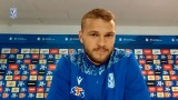 Lech Poznań wspiera CukierAsy. Klub przekazał na licytację koszulki, a z dziećmi spotkał się chory na cukrzycę piłkarz Jesper Karlström