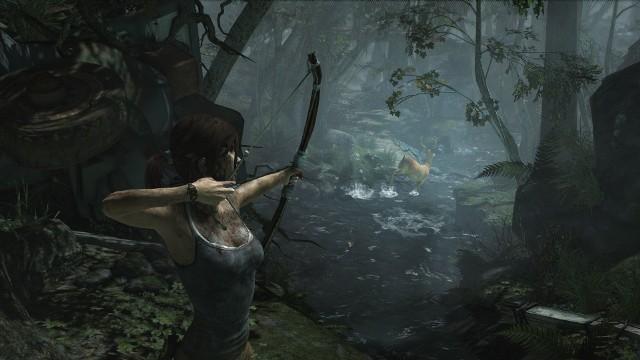 Tomb RaiderTomb Raider: Wymagania sprzętowe nie robią wrażenia
