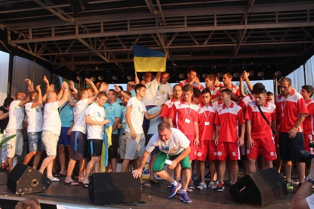 Zakończenie Letnich Igrzysk Polonijnych