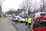Niebezpieczne skrzyżowanie w Kędzierzynie-Koźlu. Kierowcy wjeżdżają na czerwonym świetle