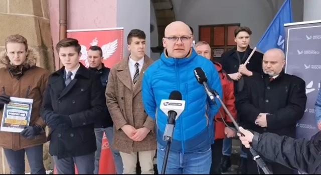 We wtorek odbyła się w Krośnie konferencja prasowa, w czasie której przedsiębiorcy poinformowali o otwarciu swoich lokali.