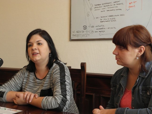 Na konferencję zapraszają Martina Węsierska i Agnieszka Kortas-Koczur