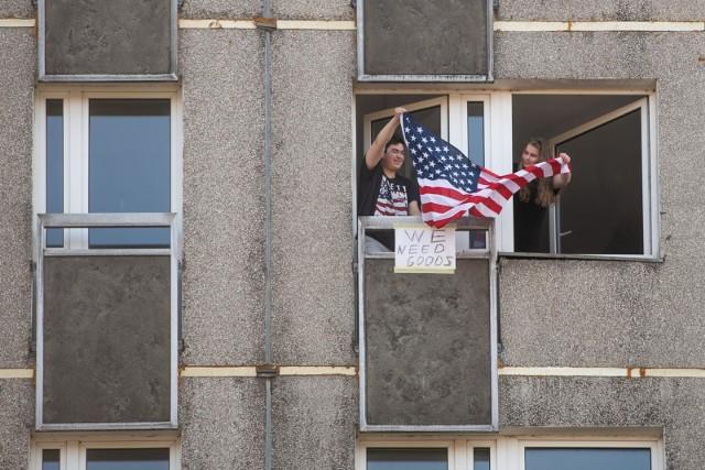 Ostatnie dwa tygodnie około 200 studentów spędziło na kwarantannie w akademiku Polonez. Dziś mogą już opuścić swoje pokoje, a także budynek i wrócić do domów.