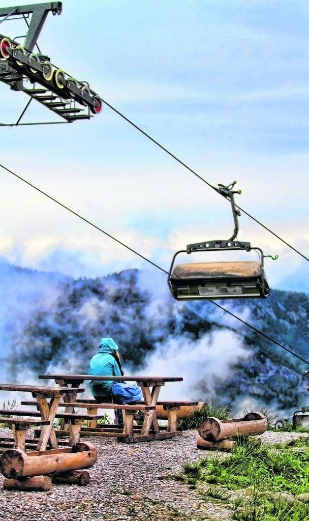 Słowacy w Jasnej potrafili zrobić atrakcyjny ośrodek dla turystów zarówno latem  jak i zimą. W Szczyrku chcą powtórzyć ten sukces