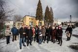 Protest na Marysinie! Nie chcą masztu telefonii komórkowej