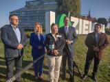 Zielona Góra. Konferencja prasowa lubuskich struktur Solidarnej Polski i otwarcie biura poselskiego Janusza Kowalskiego