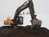 Wstrzymano prace ziemne przy górce na Kozinach. Dzieci mogą tu nadal zjeżdżać na sankach