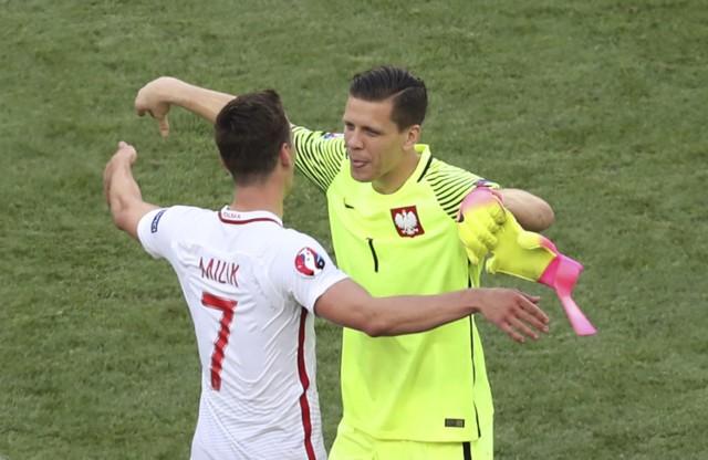 Bramka Milika dała biało-czerwonym trzy punkty