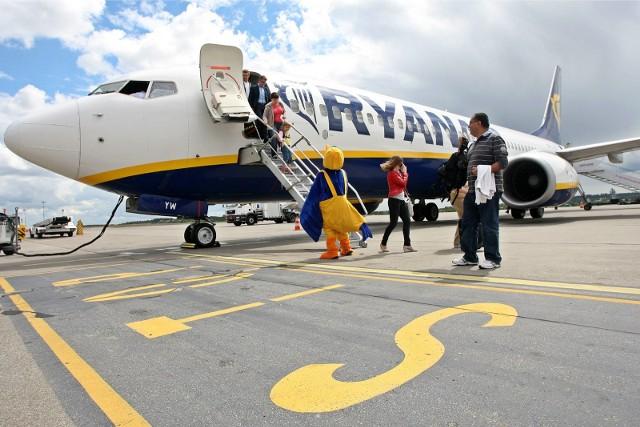 Kryzys w branży lotniczej. Czy Ryanair zawiesi swoje połączenia z i do Gdańska?