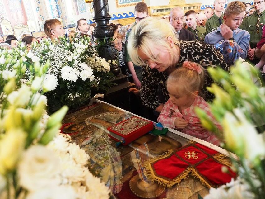 Sobór św. Mikołaja. Cerkiew prawosławna obchodzi Wielki...