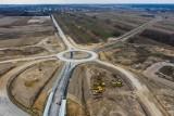 Budowa drogi ekspresowej S19 w kierunku Lublina idzie bardzo szybko. Będzie gotowa w przyszłym roku